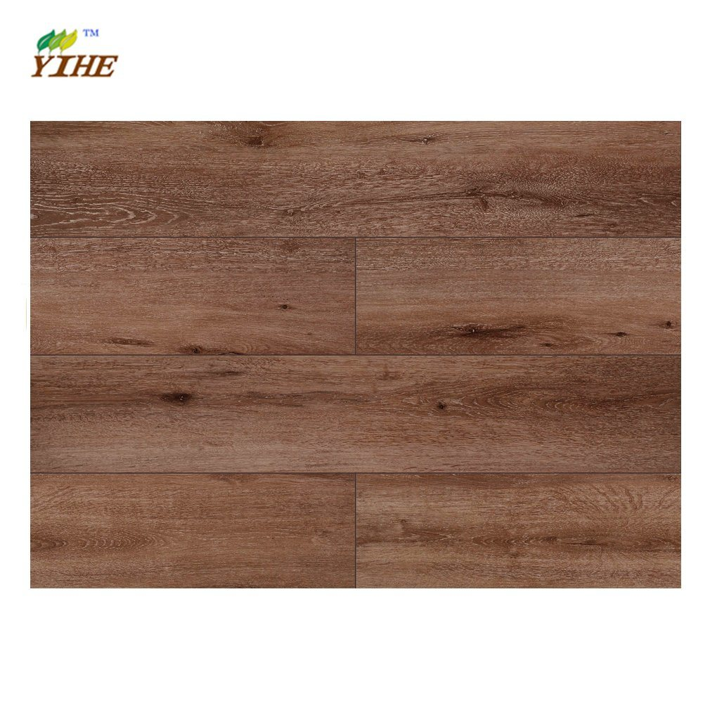 China Spc Floor Of 5mm Thickness With Hifi Wood Grain Water Proof Flooring Plank