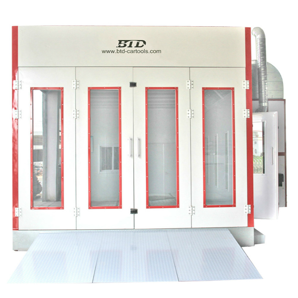 High-End Spray Paint Booth with CE for Sale
