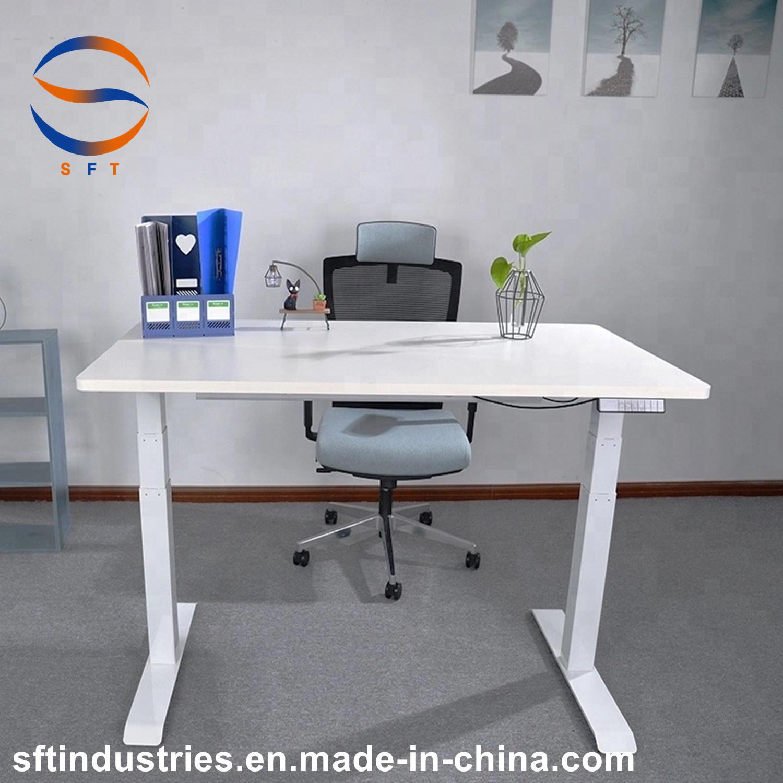 on sale 773c6 b8620 [Hot Item] Smart Office Electric Motorized Downwards Sit Stand Adjustable  Height Desk