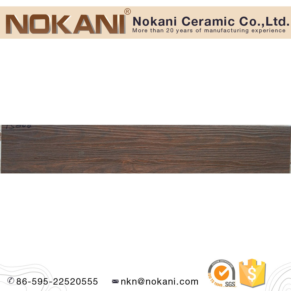 Porcelain Tile Ceramic Flooring Tile/Wood Look Floor Tile pictures & photos