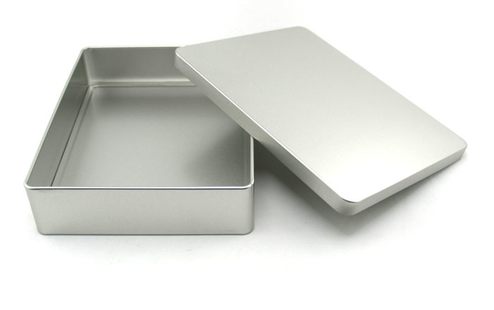 Hinged Tins and DVD Case