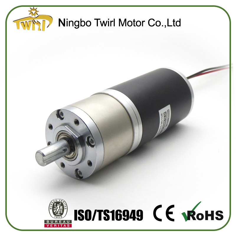 Factory Direct 56mm 200kg. Cm High Torque 12V DC Gearmotor