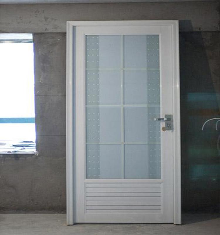 Bedroom Doors Design Aluminium Frosted Glass Door From China