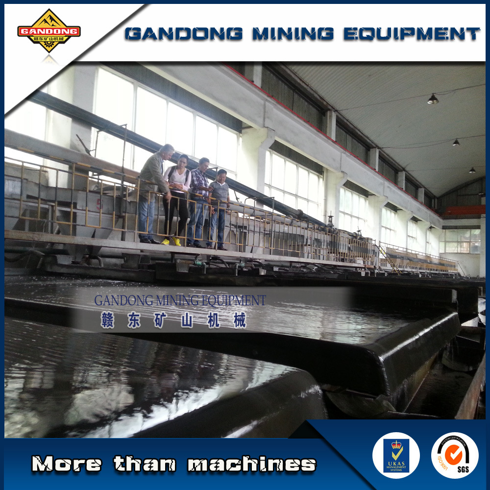 China High Performance Mining Flow Chart Mining Production Line