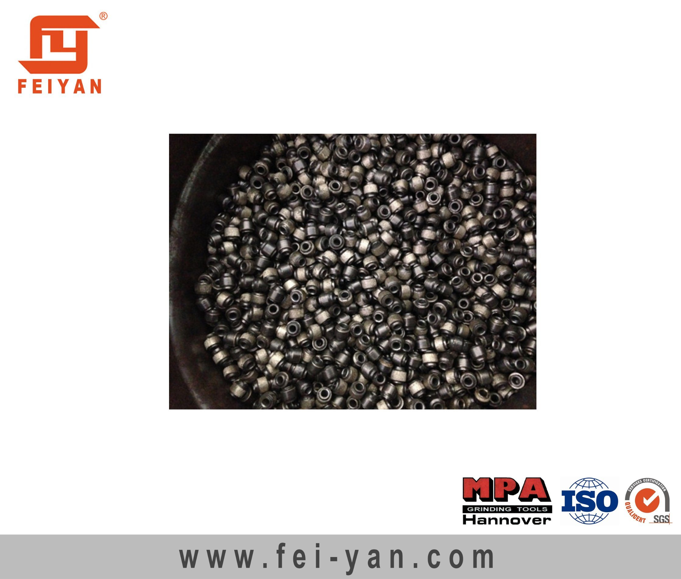 Diamdon Wire Beads for Granite Quarry pictures & photos