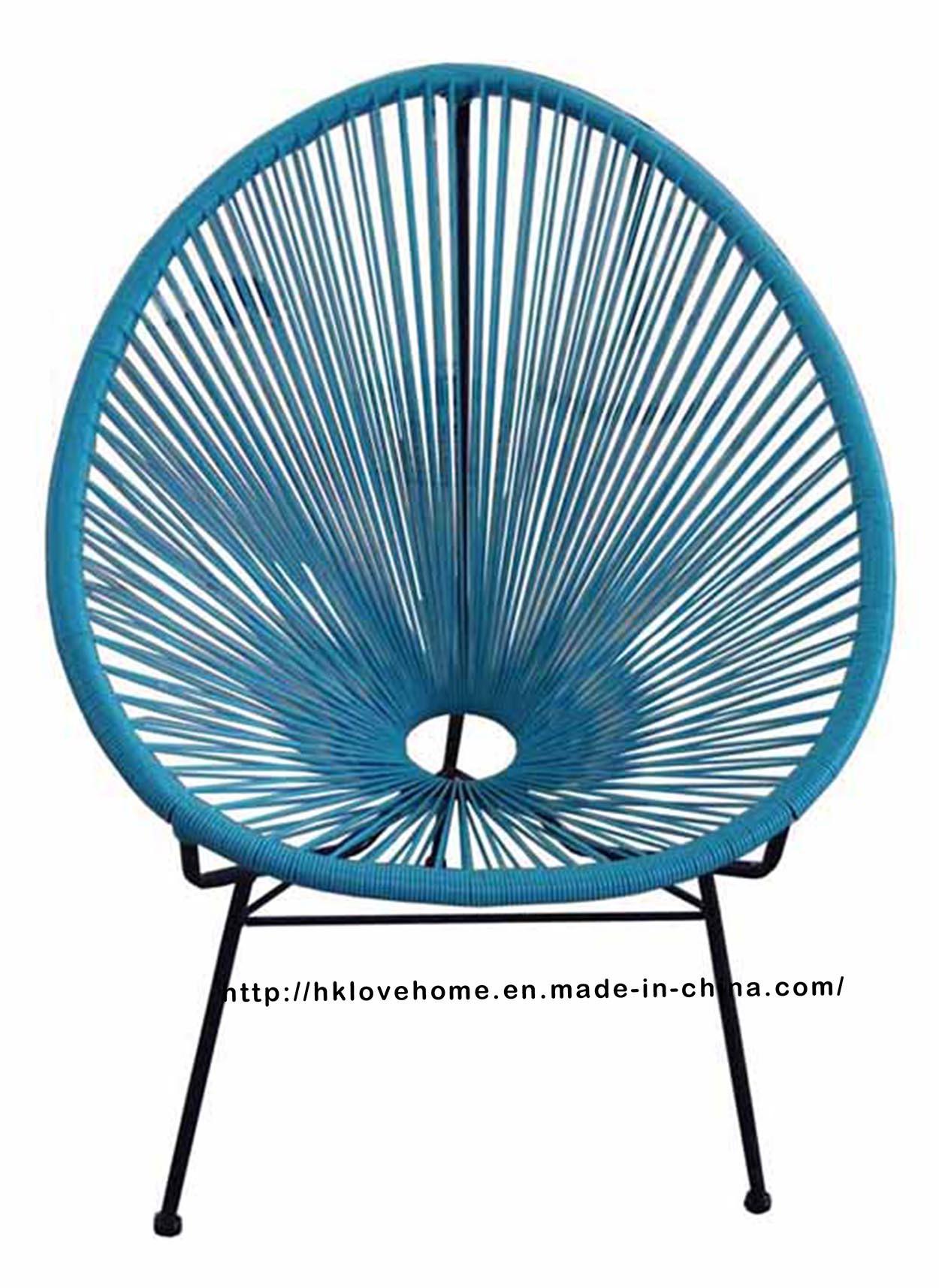 Awe Inspiring Hot Item Metal Rattan Outdoor Restaurant Furniture Leisure Acapulco Garden Chair Camellatalisay Diy Chair Ideas Camellatalisaycom
