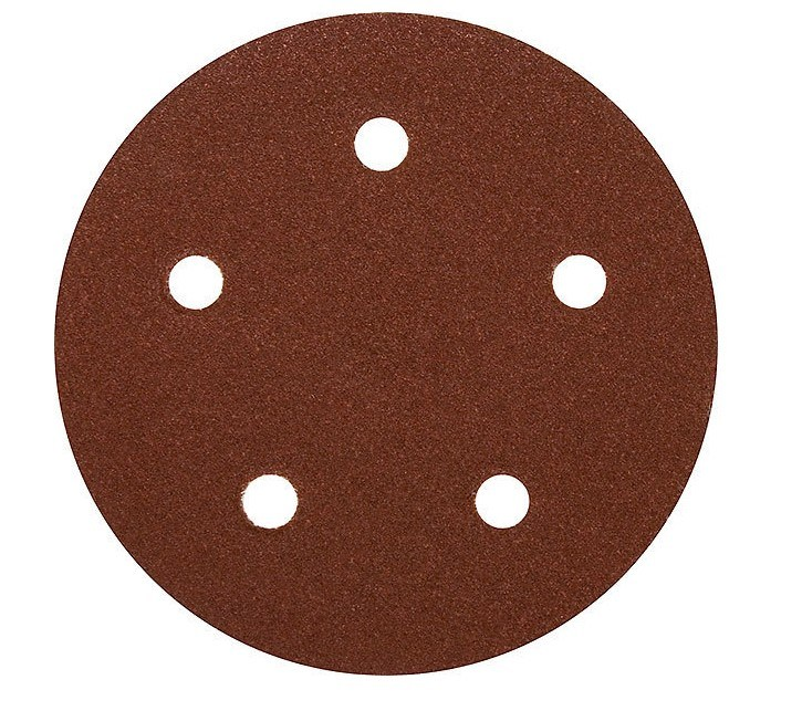 Abrasive Sanding Discs, 4-Inch by 100 Grit
