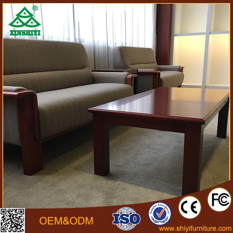 China Sofa Set Pictures Wood Furniture Solid Design