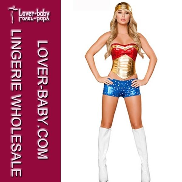 Superhero lingerie Sexy