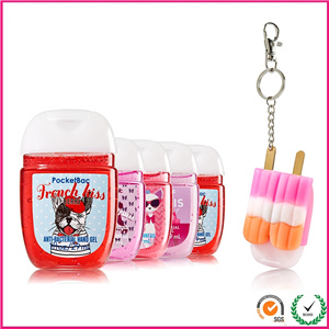 [Hot Item] Bath and Body Works Dongguan Factory Supply High Quality  Pocketbac Alcohol Waterless Hand Sanitizing Gel