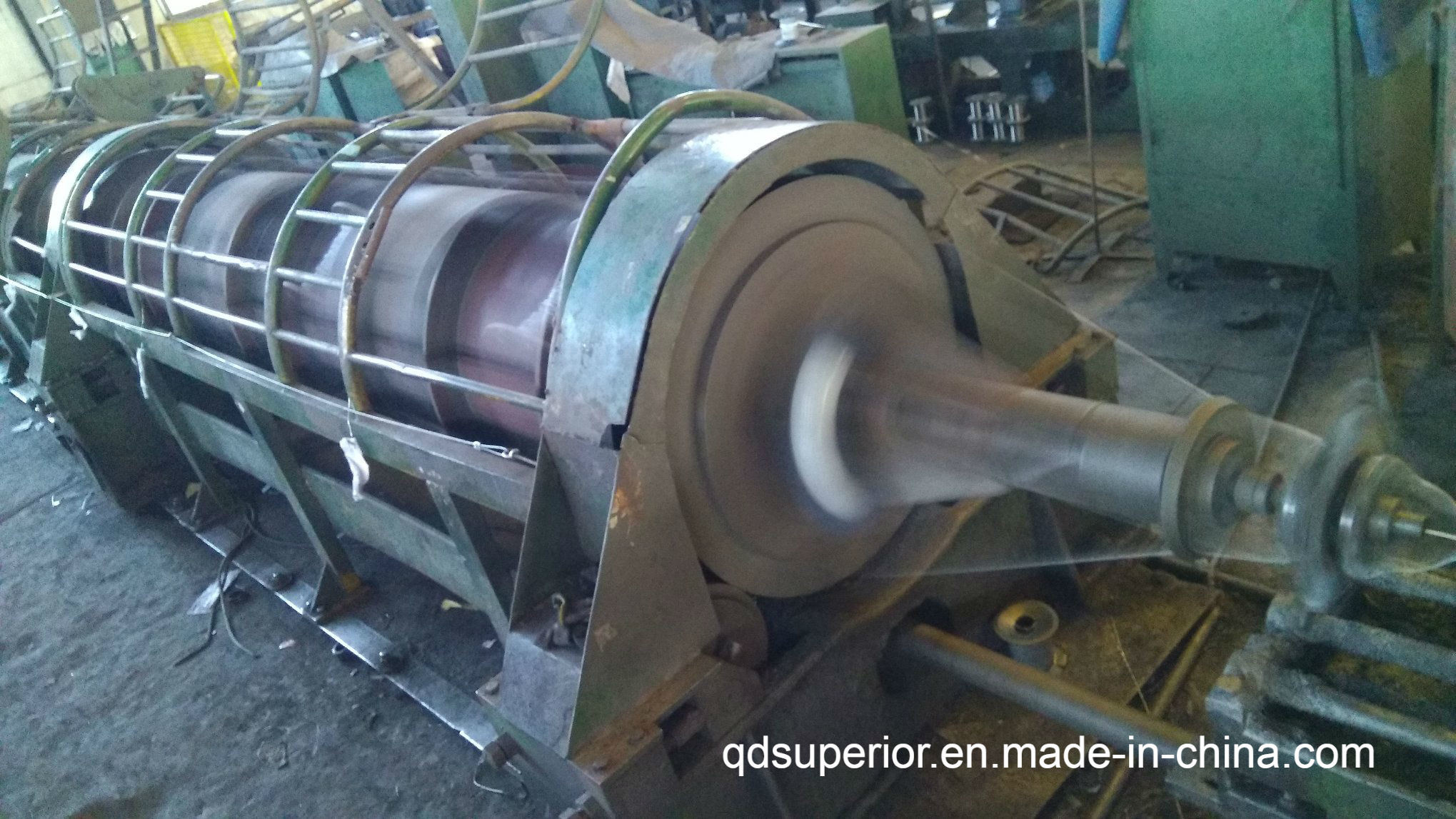 China Galvanized Steel Wire Rope Cable (6X36 Iwrc) Photos & Pictures ...