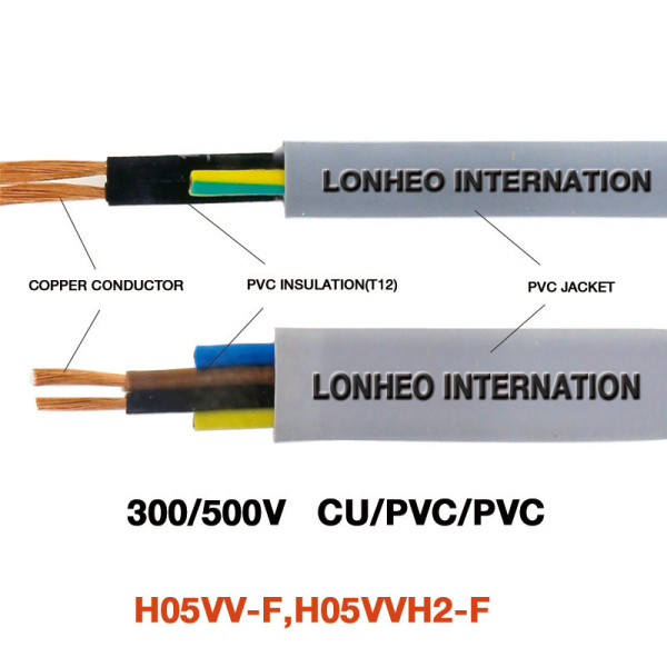 China Electrical Cable, Double Insulation Wire, Insulated Cable ...