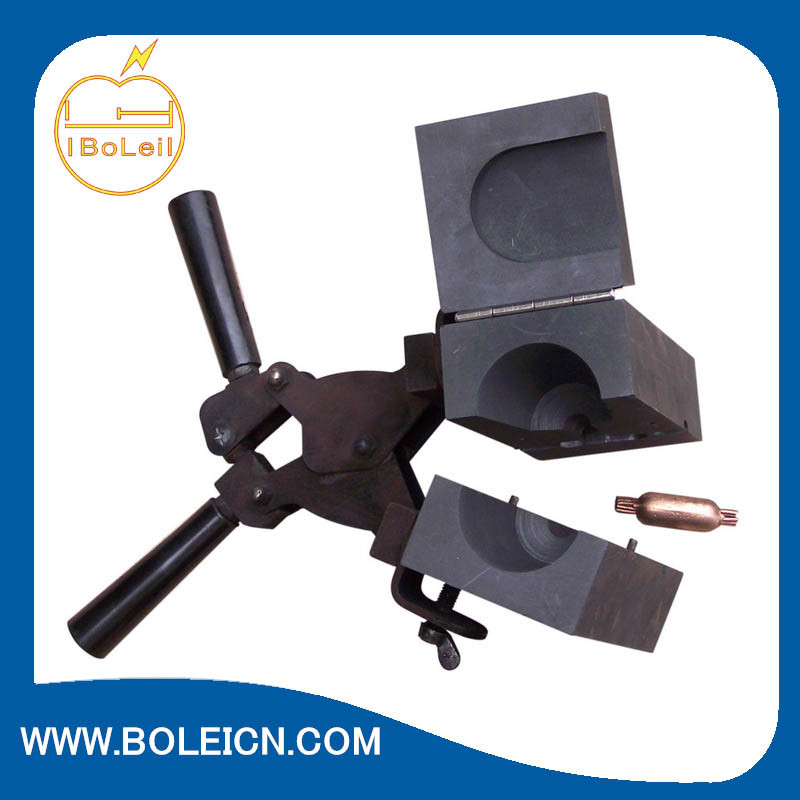 Handle Clamps for Exothermic Welding, Exothermic Welding Mould & Welding Powder pictures & photos