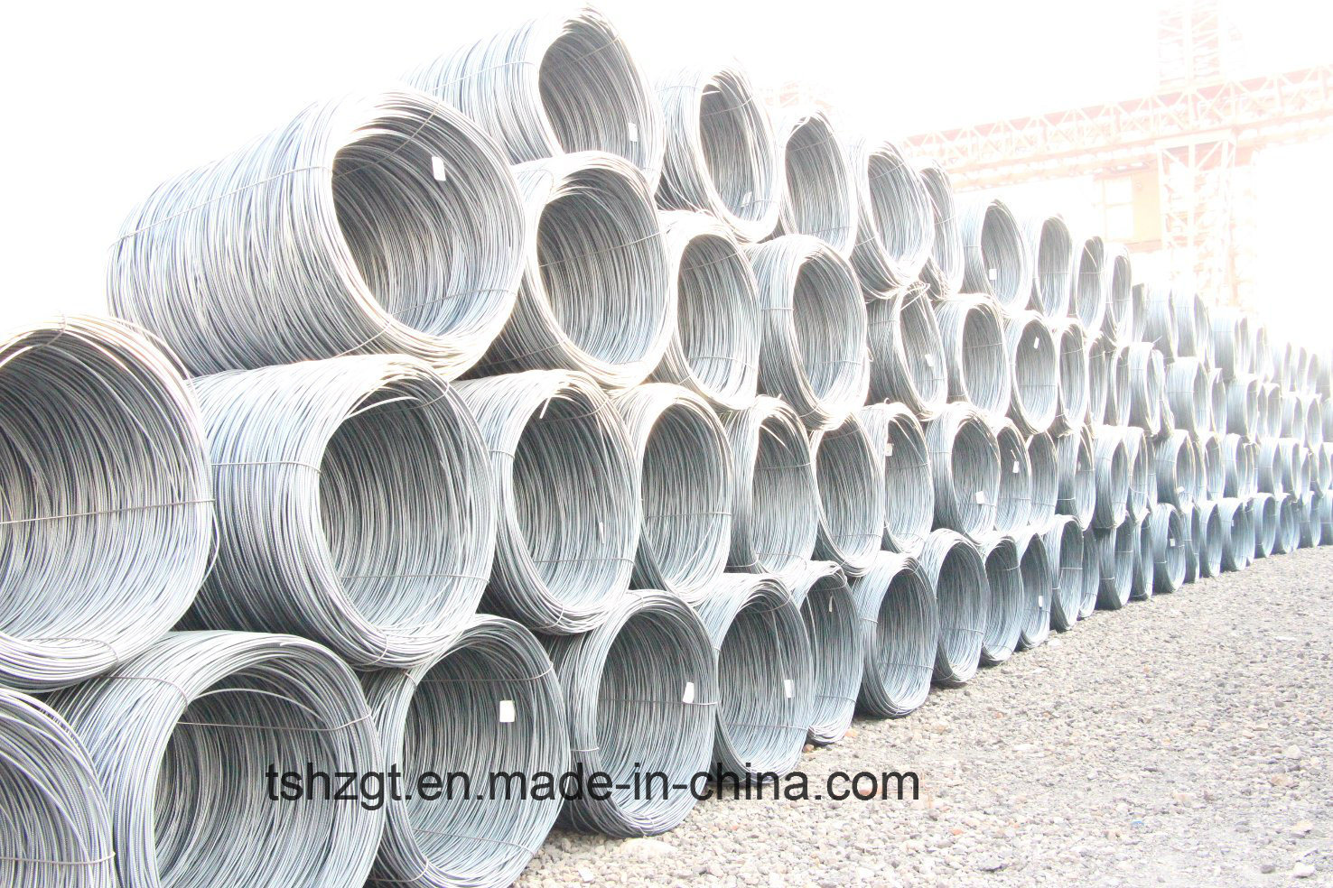 China 5.5mm Quality Low Carbon Steel Wire Rod - China Steel Wire Rod ...