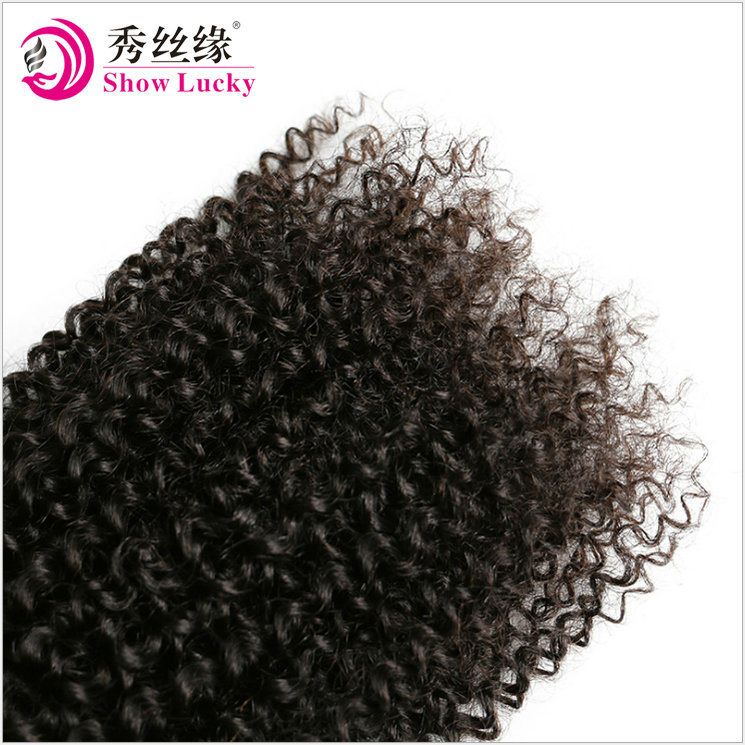China Professional Supply Brazilian Remy Human Hair Products