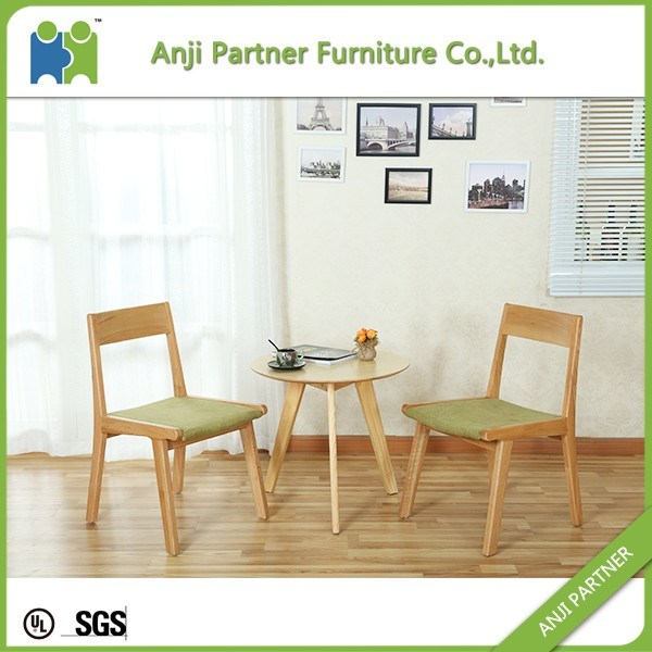 Offer Good Service Unadjustable Wood Chair for Dining Room (Daniel) pictures & photos