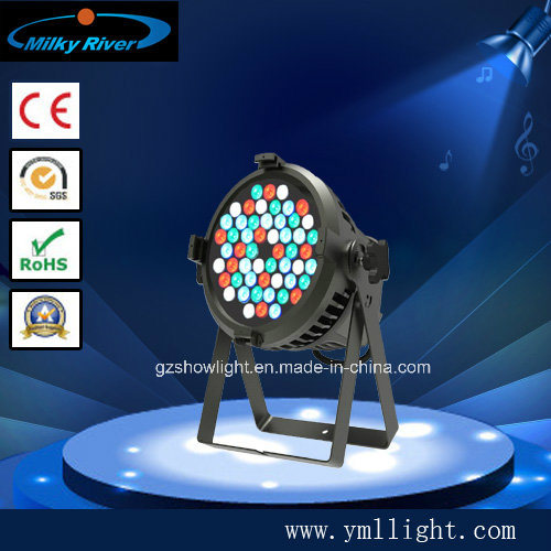 Outdoor 54PCS*3W LED PAR54 Stage Lighting Stage Lighting Equipment Stage Equipment