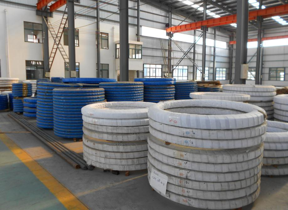 Slewing Bearing Slewing Ring for Ship, Wind Turbine, Excavator pictures & photos