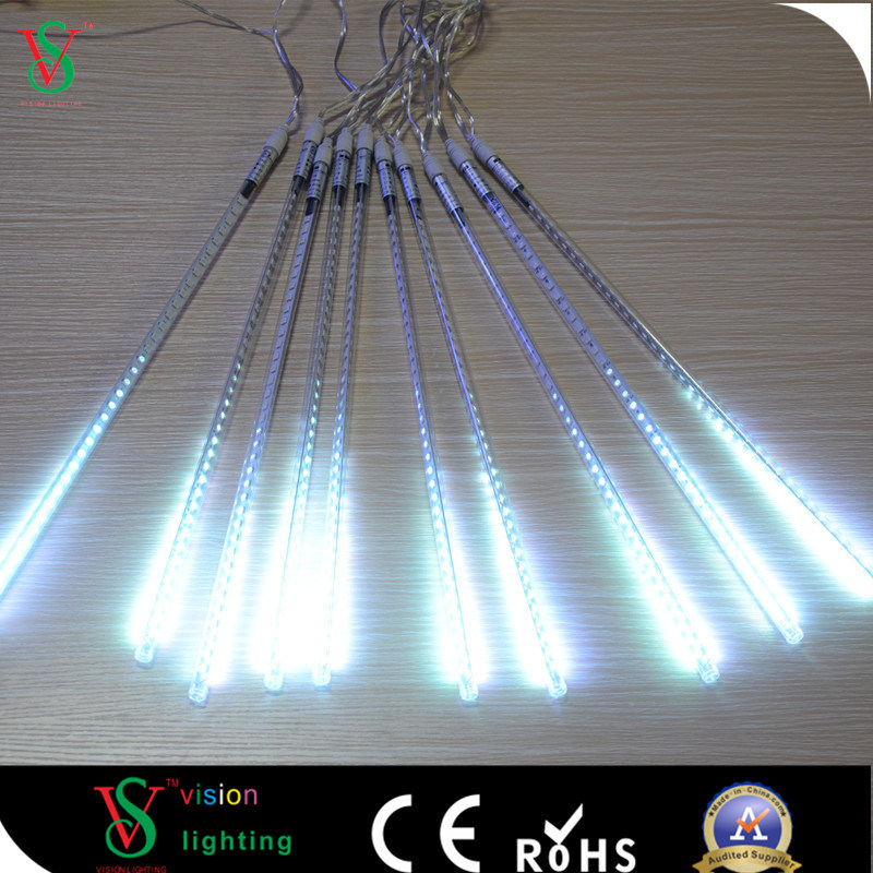 china led christmas decoration led falling star light meteor rainfall light china dmx led meteor light rainfall light