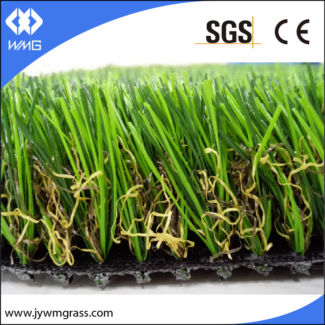 U Shape Garden Synthetic Artificial Grass Turf for Home Decoration