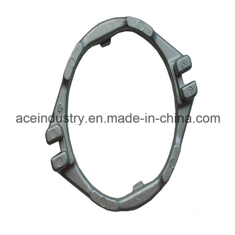 OEM Aluminum Alloy Die Casting, Chromating / Polishing