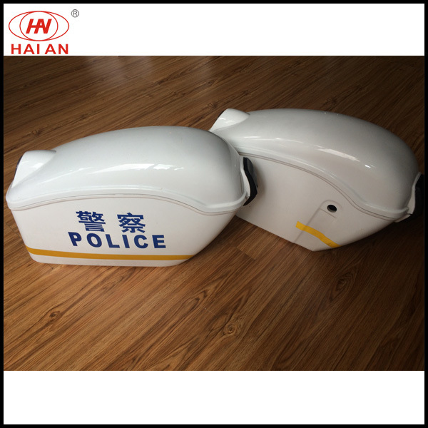 Police Motorcycle Top Case Tail Box Rear Box Side Box