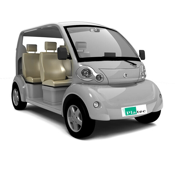 China 48v3kw 4 5 Seats Electric Golf Cart Tourist Car Passenger Mini