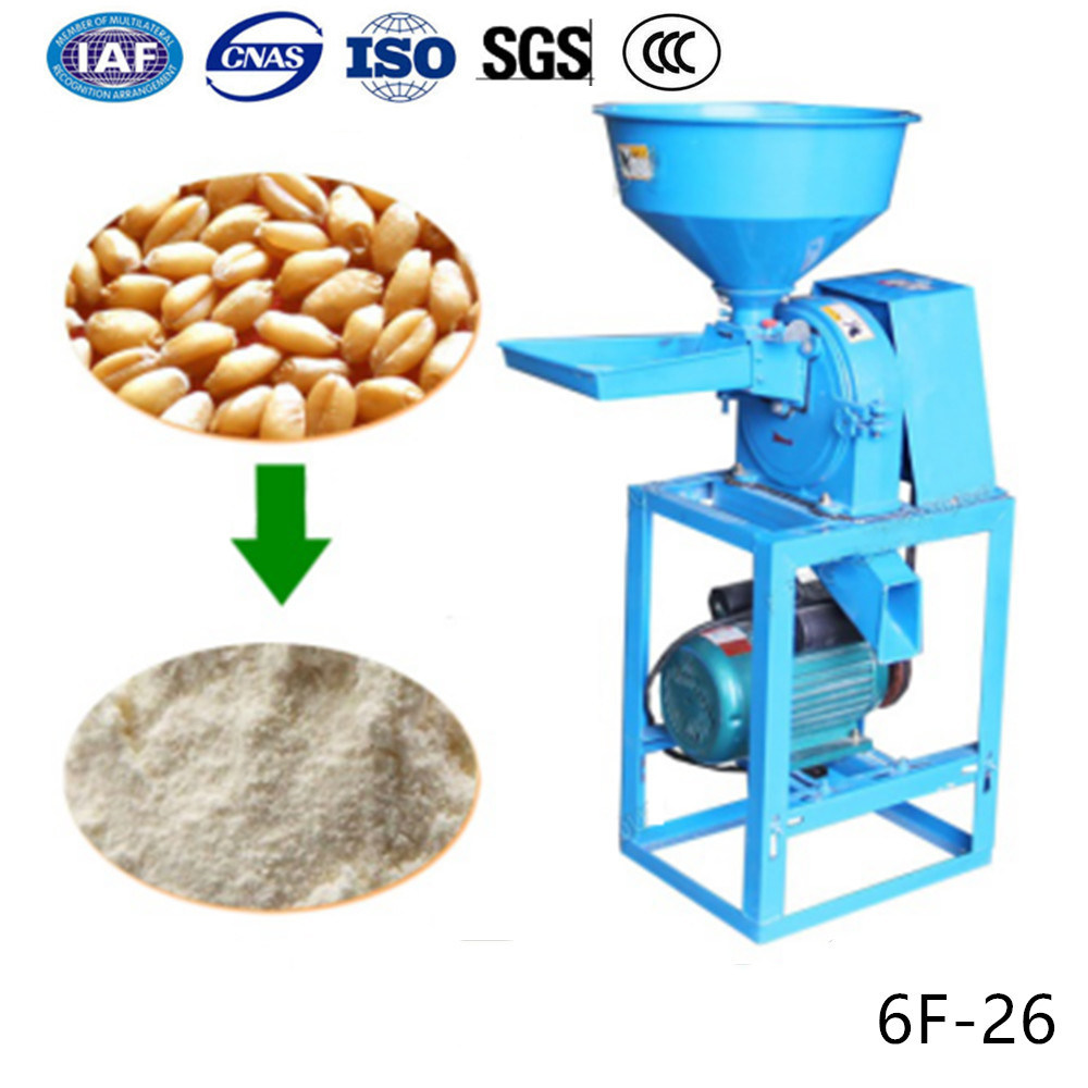 China Micro Single Wheat Corn Maize Grain Spice Powder Pulverizer