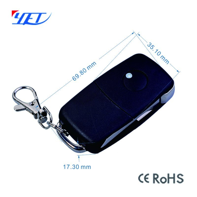 Wholesale Car Key Modified Flip Remote 3 Buttons Replaceble Key Shell pictures & photos