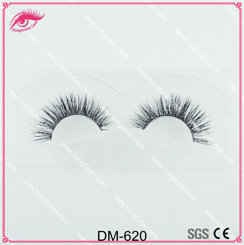 Hot Sale Mink Lashes Wholesale 3D Eyelash Supplier