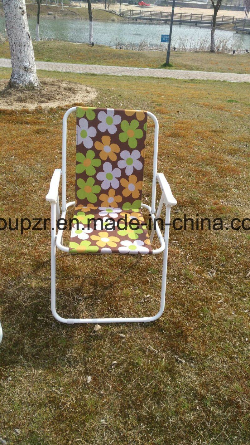 Metal Camping Outdoor Folding Chair pictures & photos