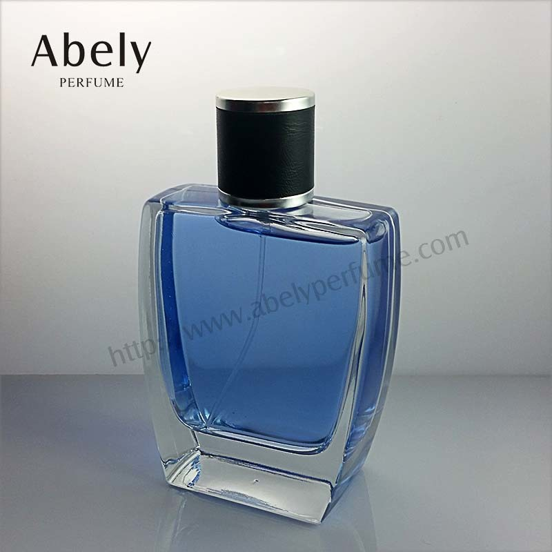 100ml Special Shape Glass Perfume Bottle with Years Experience pictures & photos