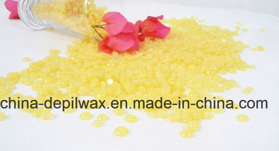 Depilatory Wax Lavender Hard Wax Pellets