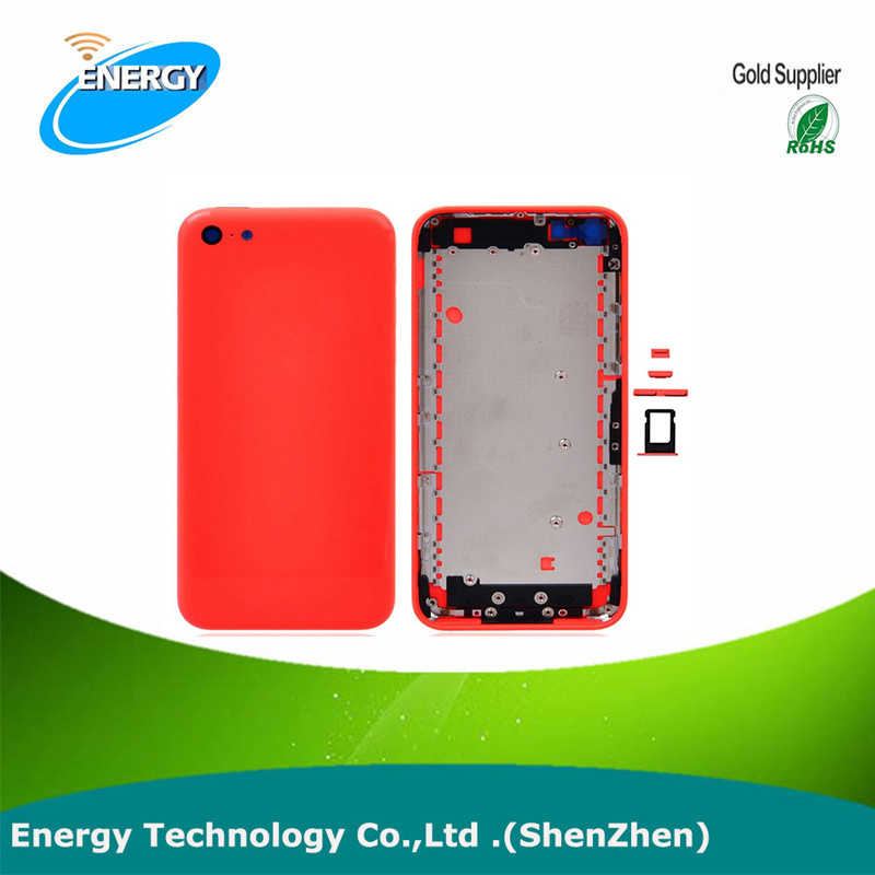 new style c06c4 d4155 [Hot Item] Newest Replacement Parts Housing Completed for iPhone 5 5s 5c  Back Battery Cover Rear Door Back Glass 5 Colors