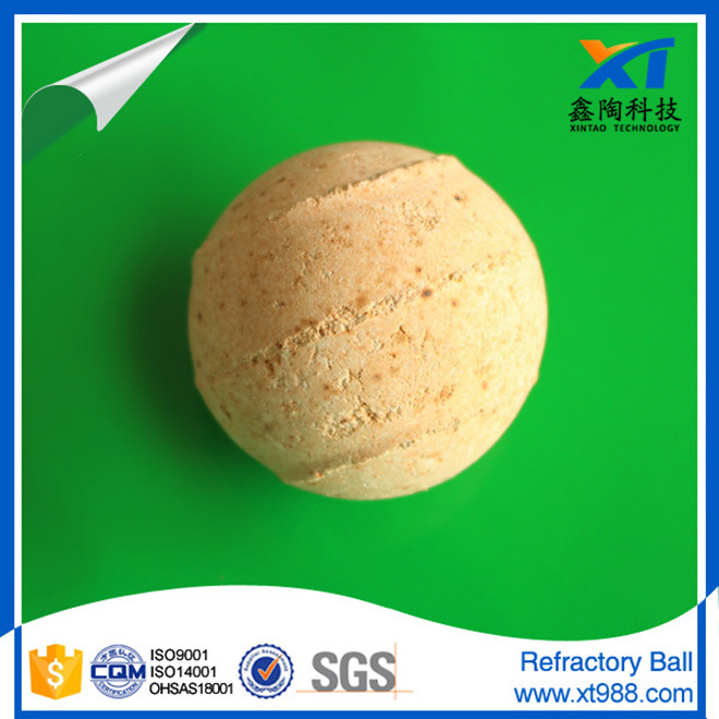 65% Alumina Ceramic Refractory Ball for Rto pictures & photos