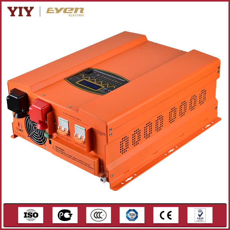 [Hot Item] 1000W 120VDC 220VAC DC AC Pool Pump Inverter Solar Generator on