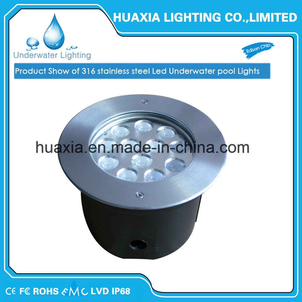 China Ce RoHS IP68 Recessed Swimming Pool Light Underwater Light ...