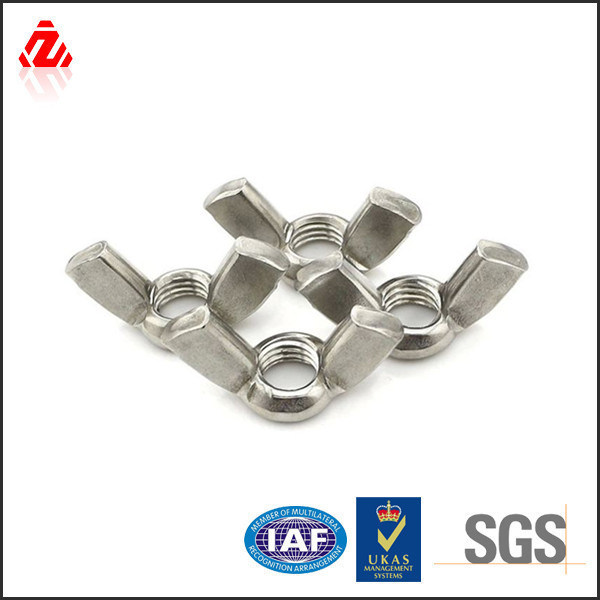 High Quality Stainless Steel Wing Nut pictures & photos