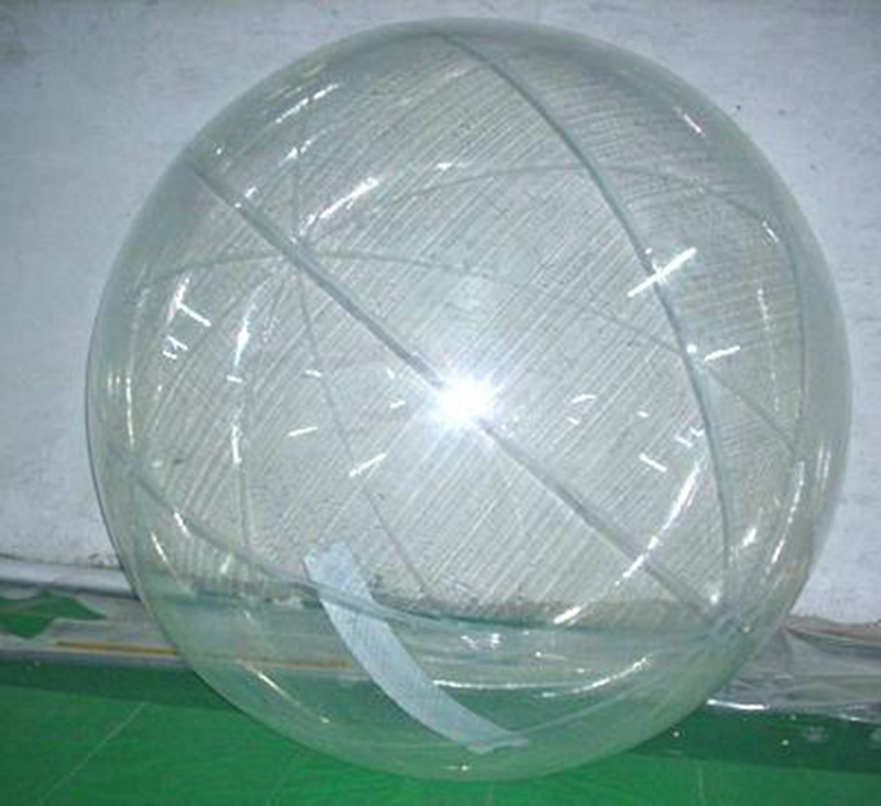 [Hot Item] Factory Inflatable Transparent PVC Human Hamster Ball for  Walking on The Water