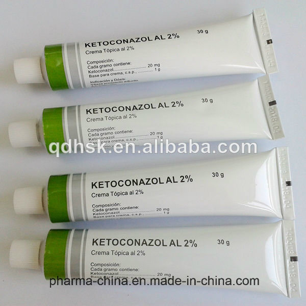 GMP Medicine Ketoconazole Cream 2% 30g pictures & photos