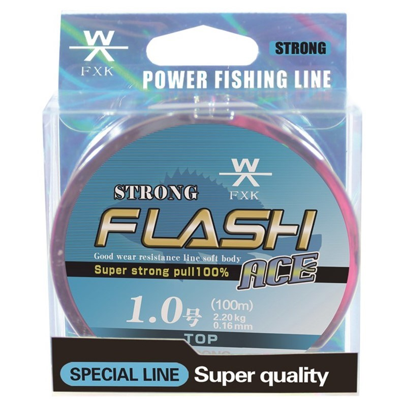 Nylon Monofilament Fishing Line 100m Super High Strength