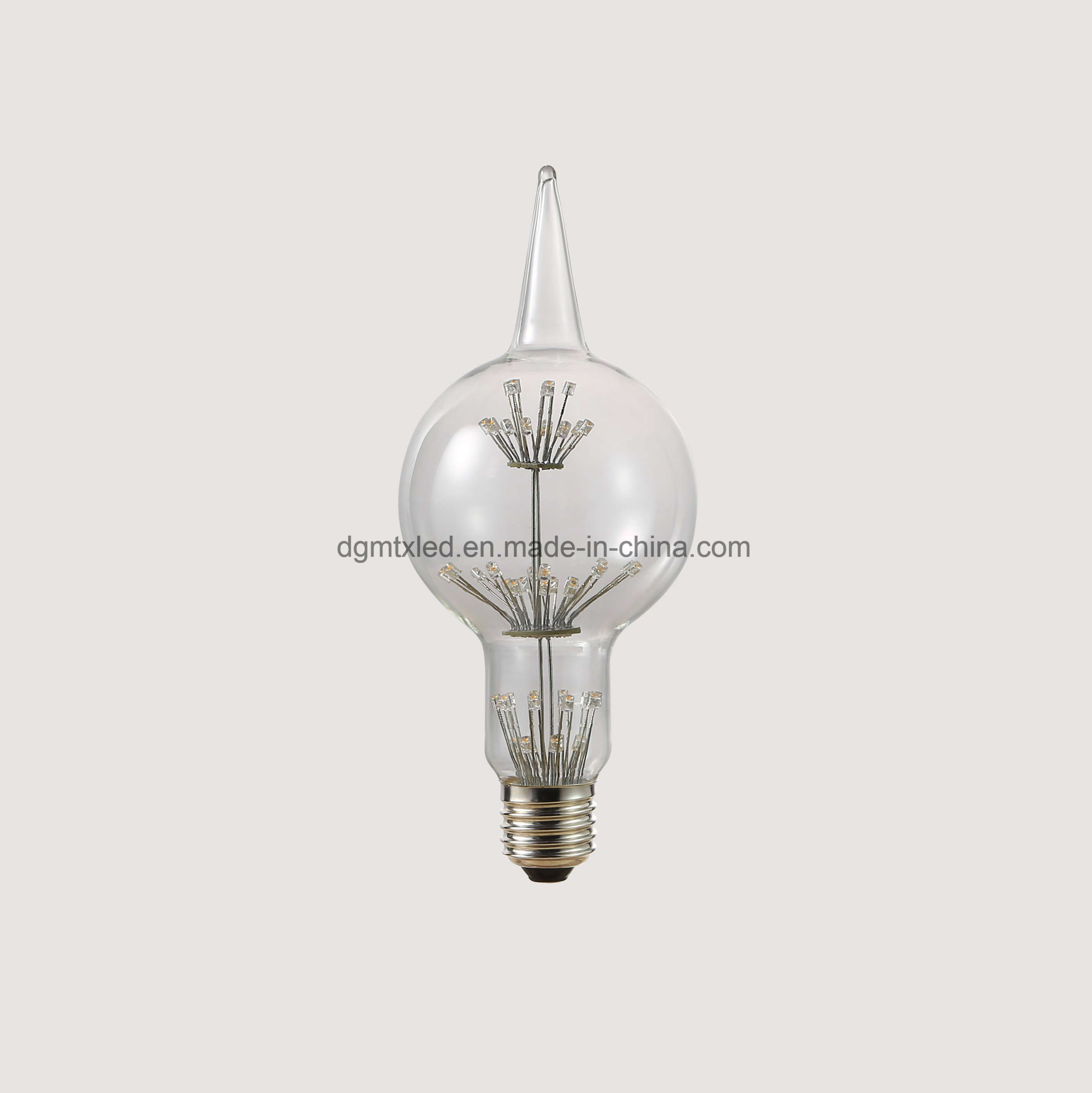 LED rechargeable emergency light bulb 2700K, LED diode 3W bulb pictures & photos