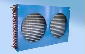 China Air - Cooled Condenser, Fan Cooling Condenser, Heat