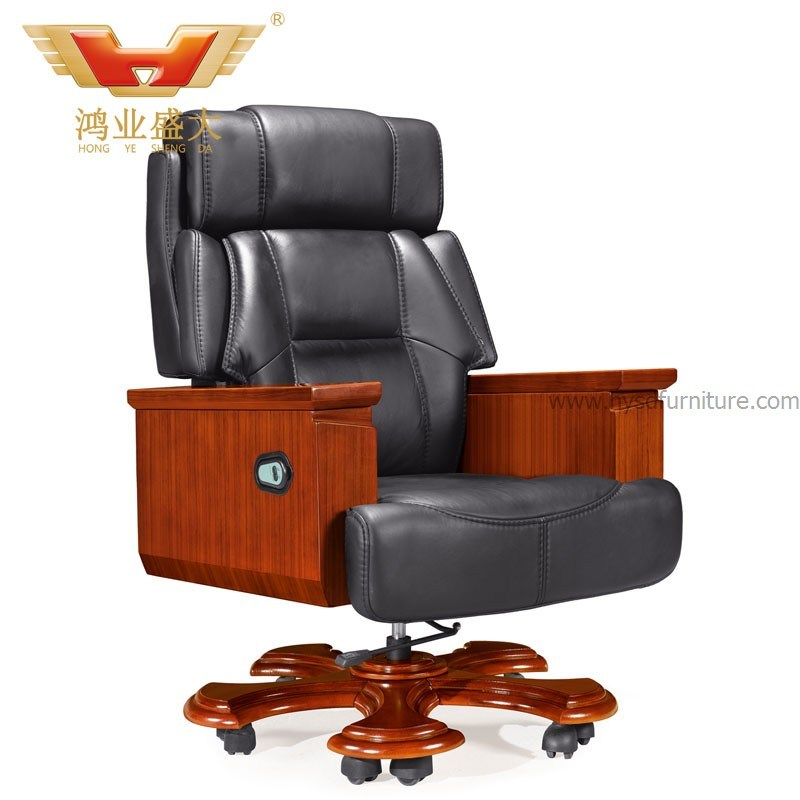 China Executive Leather Office Chair A