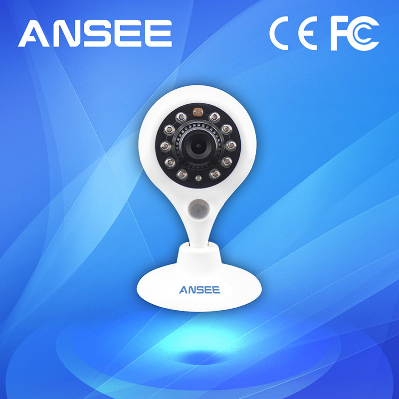 [Hot Item] 720p WiFi IP Camera Security Alarm Host Camera for Home and  Business
