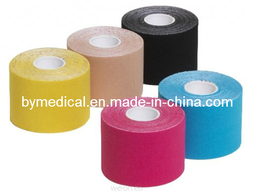 Cotton Elastic Kinesiology Physio Therapy Muscle Kinesio Tape