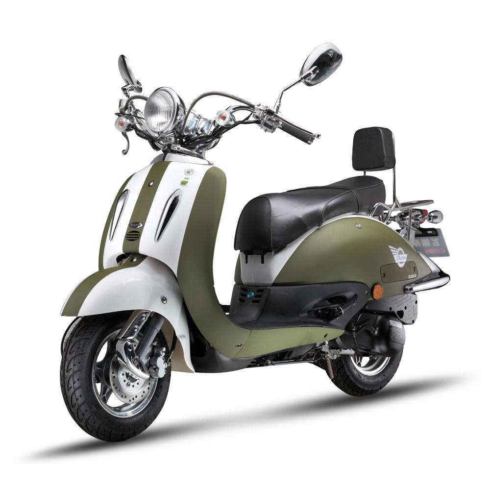 [Hot Item] Popular 50CC Scooter (HT50QT-29)