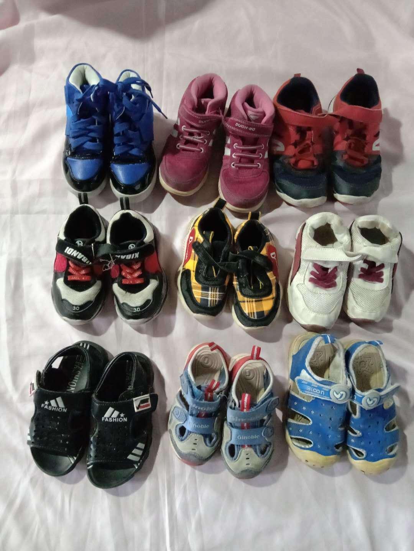 used nike shoes