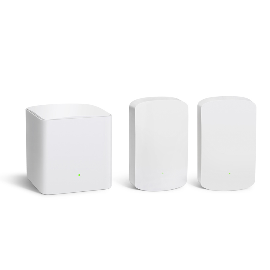 11AC Dual-Band Wireless Whole Home Mesh WiFi System WiFi Mesh Router pictures & photos