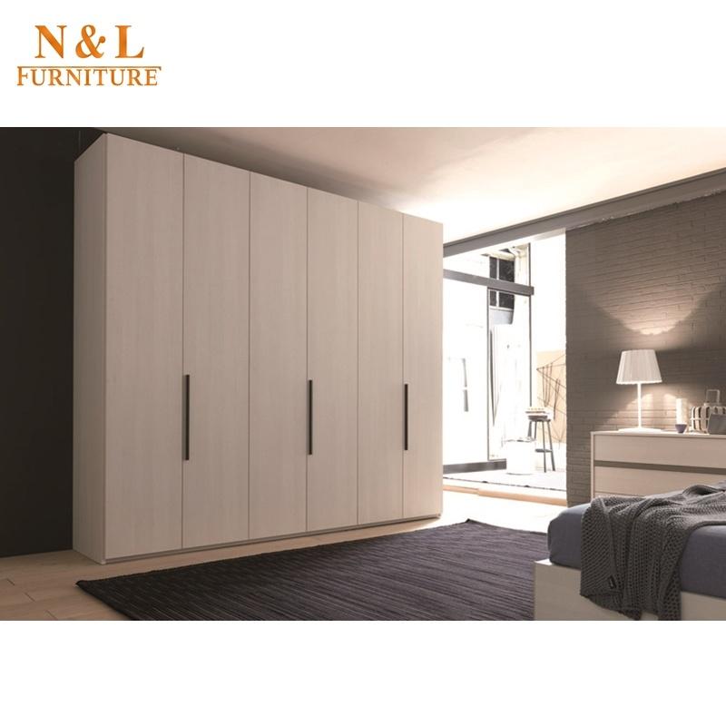 China Home Wooden Bedroom Wardrobe Designs Closet Hotel Wardrobe ...